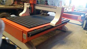 CNC چوب