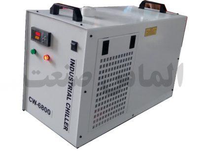 چیلر لیزر cw-6800